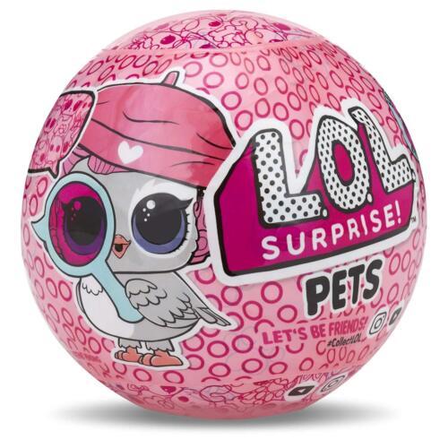 LOL Surprise Pets Eye Spy Series 4 Wave 1