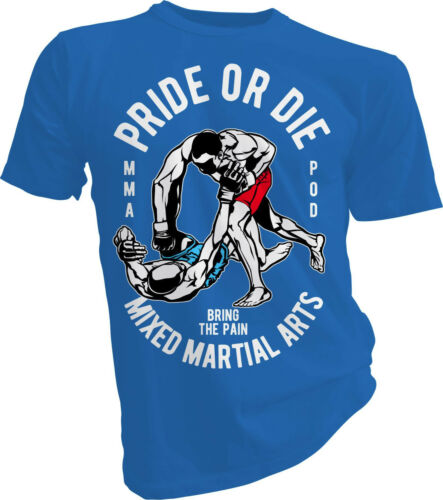 Fighting Fight Bring the Pain MMA Boxing Unisex /& Kids T-shirt UFC