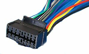 sony wire harness cdxgt565up cdx gt565up 791111427038 ebay Neatly Wire Harness image is loading sony wire harness cdxgt565up cdx gt565up