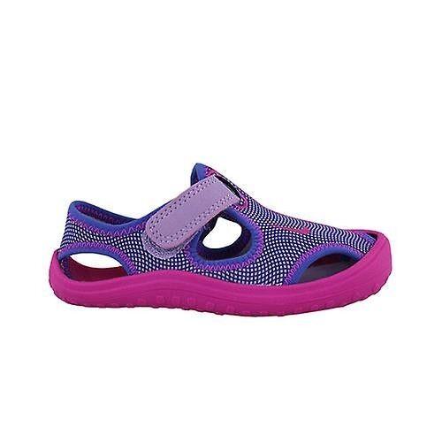 Nike Girls Sunray Protect PS Sandals 903633-500 Pink UK 1.5 EU 33.5 US 2y |  eBay