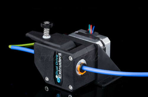 Bowden Extruder BMG Extruder Cloned Btech Dual Drive Extruder for 3d printer