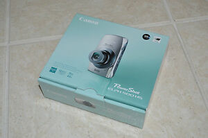 Brand New Canon Powershot ELPH 500 HS BROWN 12.1MP 4.4x Zoom Digital Camera $399