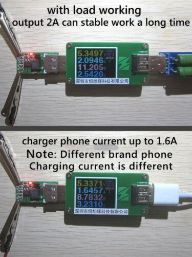 DC-DC Converter 9V 12V 24V to 5V 2A Step-down USB Module DIY Charger Car Battery