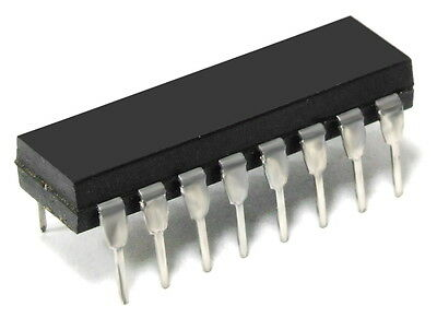 MAX110BCPE 2-Channel Serial 14-Bit ADC Analog to Digital Converter IC DIP-16 5V