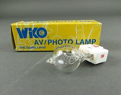 VINTAGE Sylvania Tungsten Halogen Projector Lamp DYS-DYV-BHC 600W 120V 75 HOURS