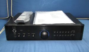 Details about ROTEL RC-1580 STEREO CONTROL PREAMPLIFIER IN BLACK REMOTE  MM/MC PHONO PREAMP