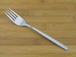 Oneida Deluxe Stainless POLONAISE Set of 4 Salad Forks USA Flatware Used