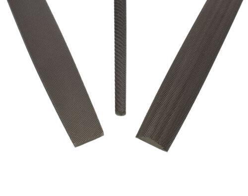 ABN Hand Deburring File 3pc Set Metal Sharpening Hole Shaping Debur Files Kit
