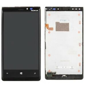 Replacement-for-Nokia-Lumia-920-LCD-touch-screen-Digitizer-Glass-with-FRAME