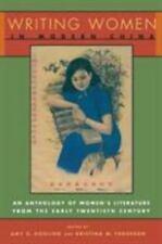 Writing Women in Modern China, , Good Book