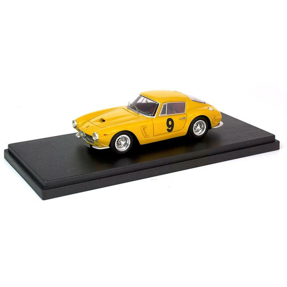 Bespoke Model 1/43 1962 Ferrari 250 SWB #9 SCCA Virginia Virginia Virginia National | Nous Avons Gagné Les éloges De Clients  | Good Design  | Outlet Store  fe0226