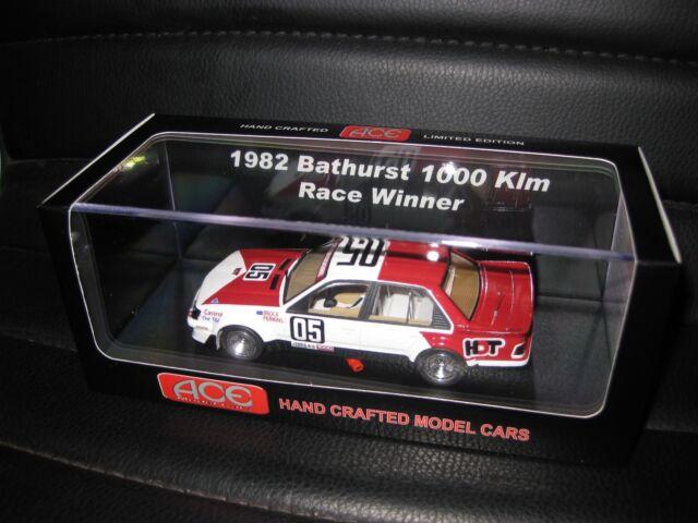 Holden HDT VH Commodore SS 1:43 1982 Bathurst Winner Peter Brock ACE Model