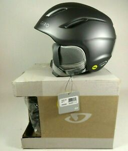 New-GIRO-Era-MIPS-Womens-Sz-S-Snow-Sports-Helmet-Matte-Titanium-w-box