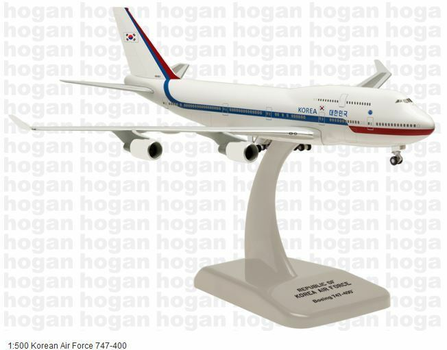 Hogan Wings 50013, Boeing Boeing Boeing 747-400, Korean Air Force, 1 500 699c26
