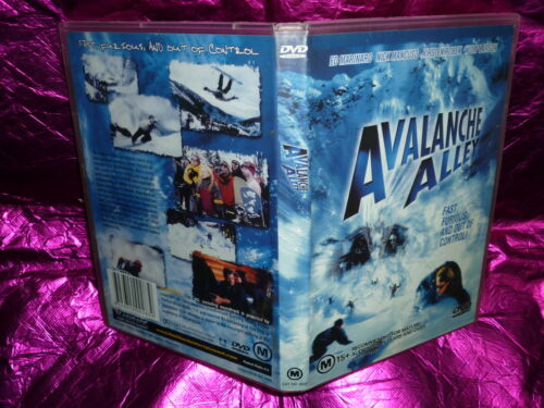 1 of 1 - AVALANCHE ALLEY : (DVD, M15+)