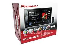 "Pioneer AVH-X3700BHS Double 2 DIN InDash DVD Player 6.2"" LCD Bluetooth HD Radio"