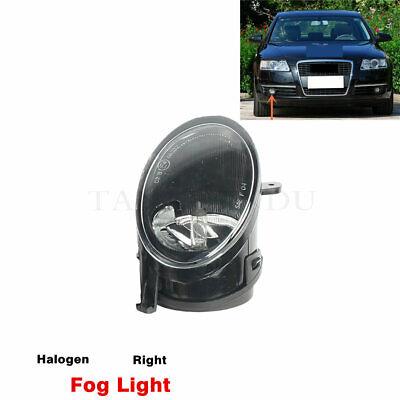Driver Left Halogen Fog Lights Lamp H7 For AUDI A6 C6 S6 05-08 Allroad 07-11 S8