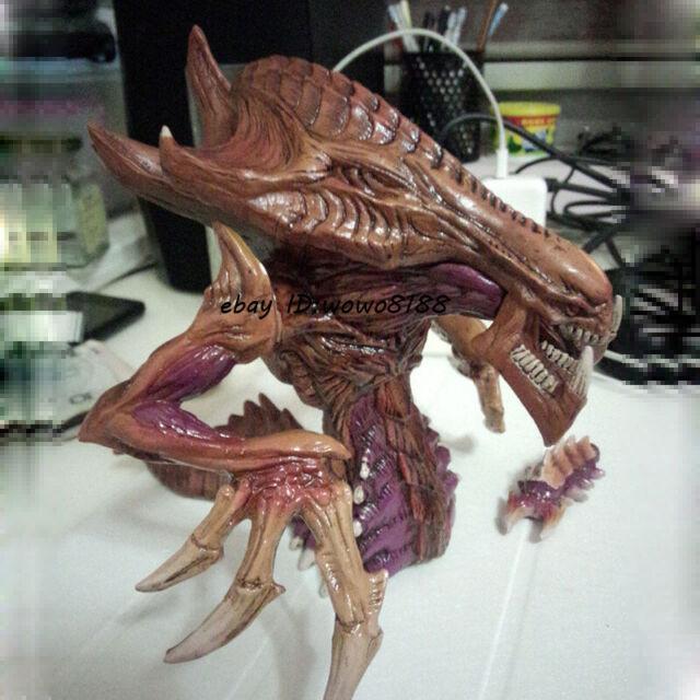 Metal Starcraft Zerg figure Hydralisk