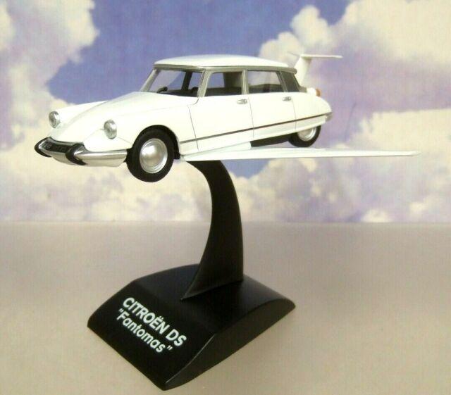 Citroen DS Fantomas CAR holder Gift Metal Hanger Wall rack car Vintage French