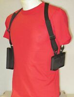 Shoulder Holster X Harness For Apple Iphone 6 Plus With Wallet Pouch