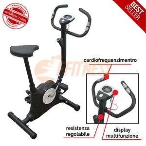 OFFERTA-CYCLETTE-EASY-BELT-CARDIOFREQUENZIMETRO-BICI-DA-CAMERA-CASA-HOME-FITNESS