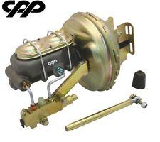 1960 62 Chevy C10 Gmc Truck 9 Power Brake Booster Conversion Kit Disc Drum