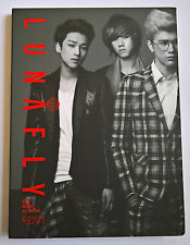 Lunafly 1st Mini Album Special Man Korean Press Signed Autographed Soompi