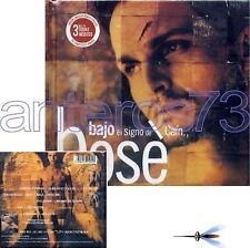 """MIGUEL BOSE """"BAJO EL SIGNO DE CAIN"""" RARE CD LIMITED ED + 3 TEMAS INEDITOS"""