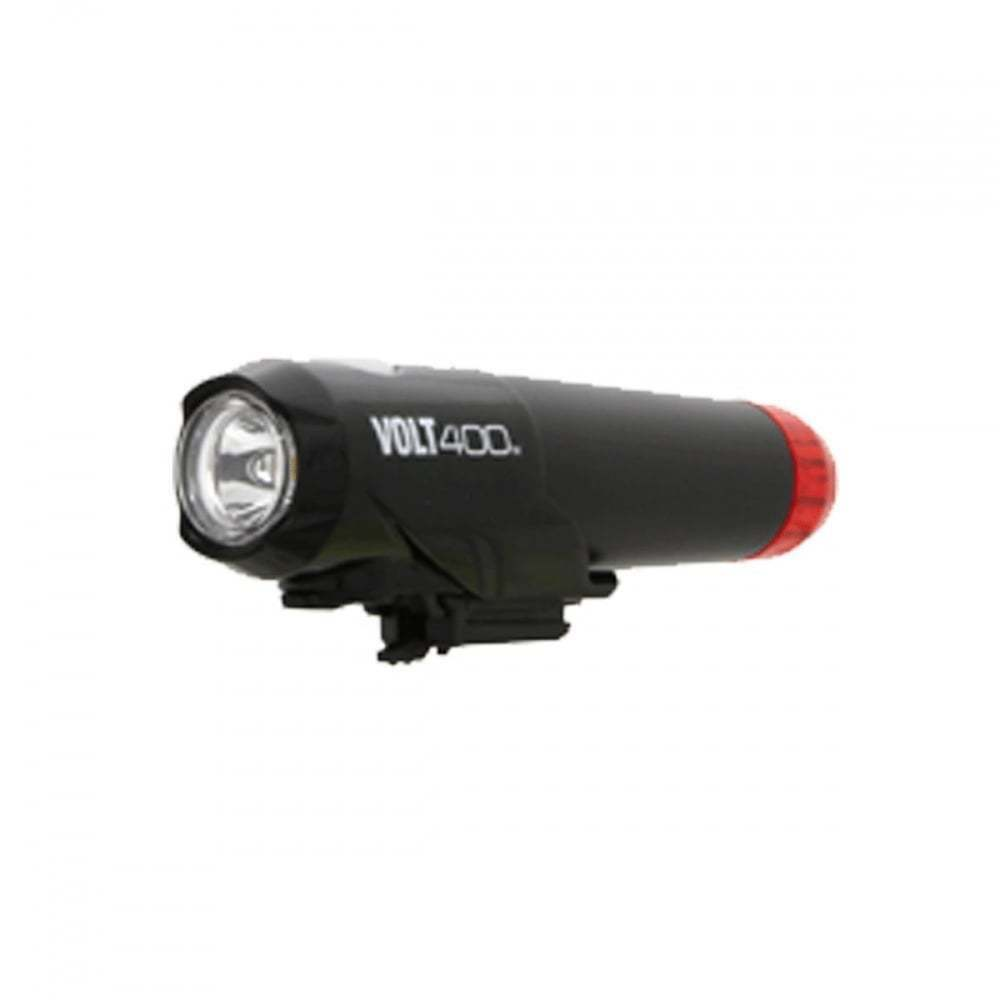 Cateye Volt 400 Luz de Casco dúplex