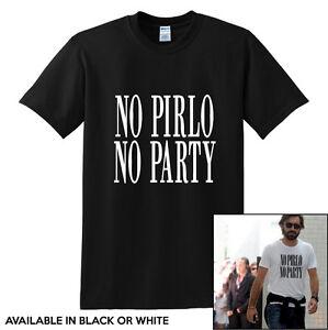 Pirlo Fear the Beard Italy Soccer T Shirt