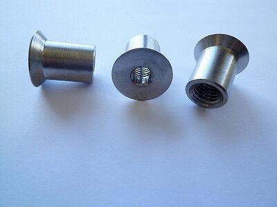 M5 hexágono interior set 300 piezas de acero inoxidable a2 negro ISO 7380 sin gastos de envío