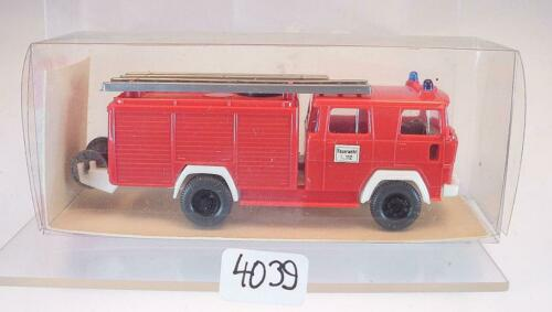 20 610 bzw 610  Magirus Feuerwehr Löschfahrzeug LF 16 OVP #4039 Wiking 1//87 Nr