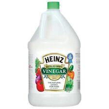 Heinz: Vinegar Distilled White,2 Gallons 256 oz