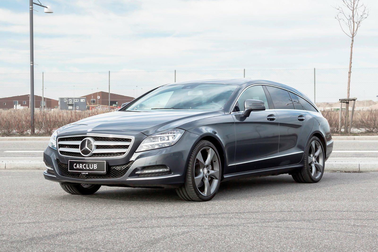 Mercedes CLS350 3,0 CDi SB aut. 4-M BE 5d - 429.900 kr.