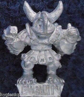1987 Goblin Bloodbowl 1st Edition Attacker Citadel BB2 Fantasy Football Team NAF