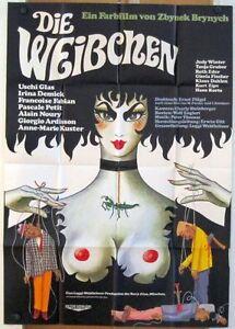 WEIBCHEN-A0-Plakat-039-70-USCHI-GLAS-IRINA-DEMICK-sexy