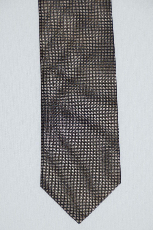 HUGO BOSS TAILGoldt KRAWATTE, KRAWATTE, KRAWATTE, 100% Seide, Hand Made in , Medium Beige   Qualifizierte Herstellung  7b9356