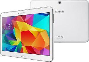 Samsung-Galaxy-Onglet-4-T535-10-1-LTE-4G-16GB-Blanc-8MPCam-QUAD-CORE-A-etat
