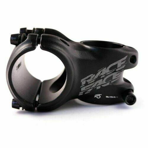 // RaceFace Chester 35 MTB Downhill Bike Bicycle Stem 35x40mm 0 degree Black