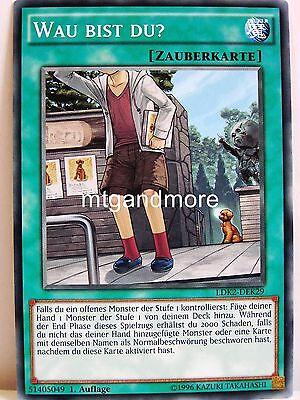 Common 1.Auflage Neu LDK2-DEK29 Wau bist du