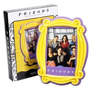 Friends-TV-Show-Sitcom-Novita-Giallo-Foto-Telaio-Natale-Compleanno-Regalo
