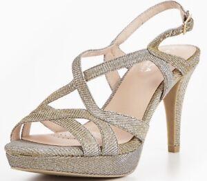 Ladies Carvela Bronze Caged Eu Sandal Asha 37 Comfort dCeWrxoB