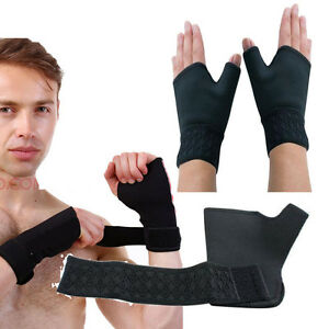 1-Pair-Gloves-Arthritis-Carpal-Tunnel-Weak-Hand-Wrists-Aching-Compression-Gift