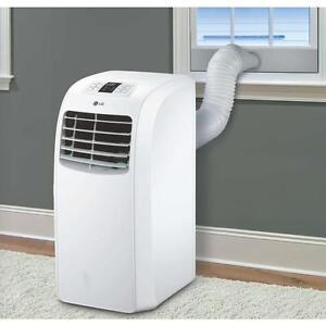 Lg Lp0815wnr 8 000 Btu Portable Air Conditioner