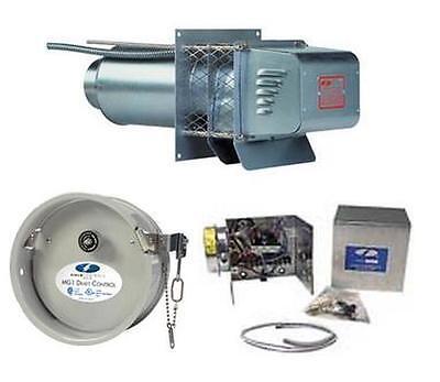 Field Controls 46205414 Swg 4g Gas Furnace Power Vent Kit