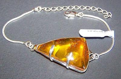 Armband Bernstein Silber 925