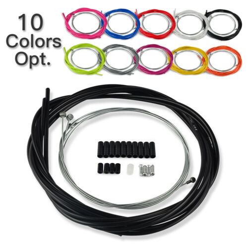 Brake Shifter Cable Protective  Housing Kit Set for Road Mountain Bike Universal