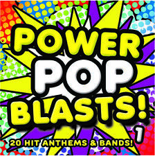 Power Pop Blasts! by Various Artists (CD, Aug-2017, Activate Entertainment)