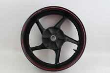 YAMAHA YZF R1 04 05 06 OEM Stock Rear Wheel Rim SCRATCH 5VY-25338-00-98