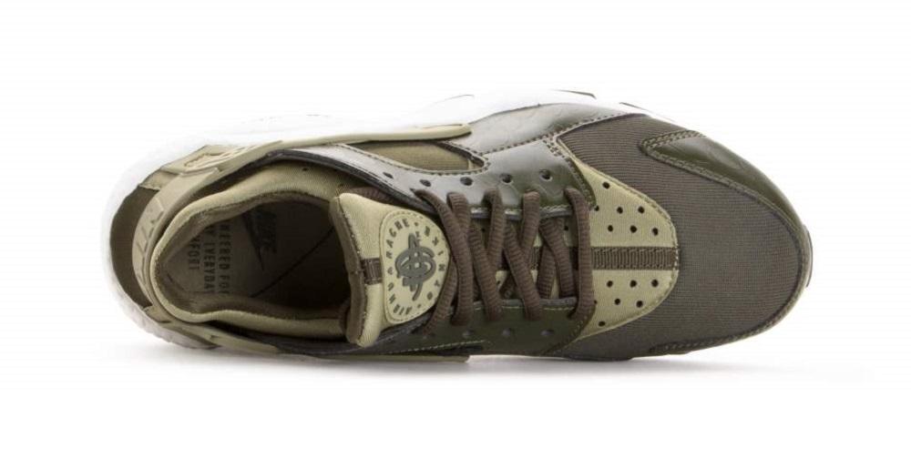 Femme Nike Air huarach Olive Running Baskets 634835 201 201 201 36b888